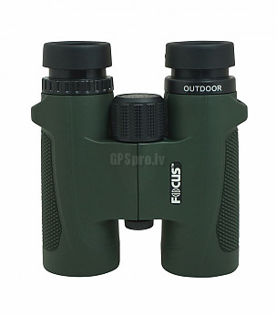 FOCUS Outdoor Compact 10x32 binoklis
