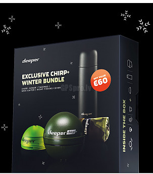 Smart Sonar Chirp+ Winter Bundle