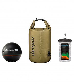 Smart Fishfinder Sonar Pro+ Summer Bundle