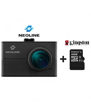NEOLINE WIDE S31 + 16 GB SD memory card videoregistraatorid