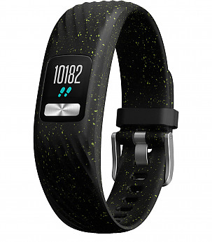 vivofit 4 Black Speckle, S/M