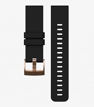 Traverse Black Copper Strap