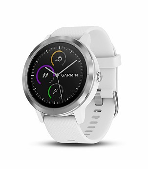 vivoactive 3 White Stainless Steel
