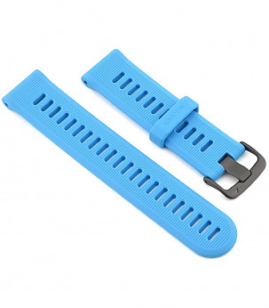Forerunner 945 Replacement Band, Blue with Slate HW