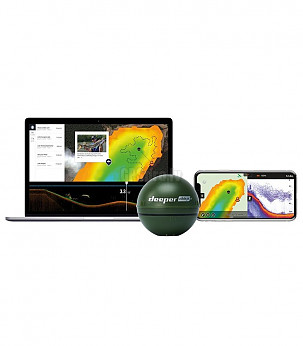 Smart Sonar Chirp+ Winter Bundle eholote