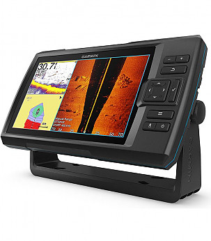 Garmin Striker Plus 9sv, Worldwide w/GT52